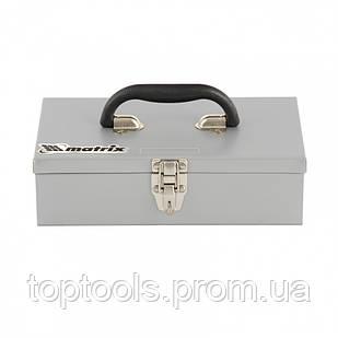 Ящик для інструменту 284 х 160 х 78 мм, металевий,  MTX