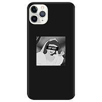 Чехол для Apple iPhone 11 Pro черный матовый soft touch You