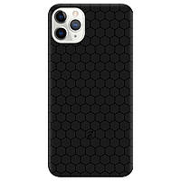 Чехол для Apple iPhone 11 Pro черный матовый soft touch Cell