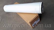 303902 Коаксиальное удлинение, труба Ø60/100 500 мм PP конденс Vaillant