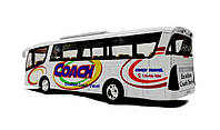 Автобус Coach металлический KS7101W, фото 6
