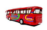 Автобус Coach металлический KS7101W, фото 5
