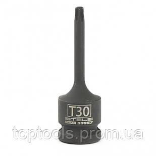 Головка ударная TORX 30 1/2 Stels