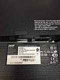 """Монітор FullHD 21,5"""" Acer V226HQL на запчастини дефект зображення, фото 7"""