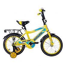 Велосипед SPARK KIDS MAC сталь TV1401-001