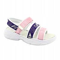 Якісні кросівки для дівчинки american club 36 розмір - 23,2 см
