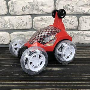 Машинка перевертыш на радиоуправлении Speed Pioneer трюковая пульте управления для детей бездорожья машина