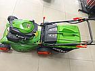 Газонокосилка бензиновая ProCraft PLM-505Е (электростартер, 4-х тактная, мульчирование), фото 5