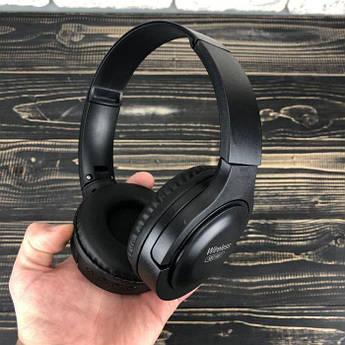 Бездротові bluetooth-навушники XB310BT Wireless накладні для телефону комп'ютера пк блютуз чорні