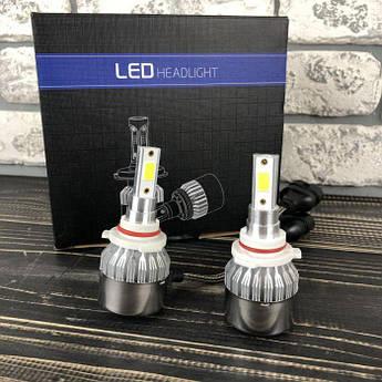 Світлодіодні лід лампи для авто 9006 HB4 led лэд автомобільні лампочки на автолампи автомобільних фар фари