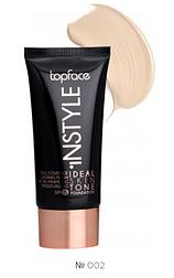 Тональный крем Topface Instyle Ideal Skin Tone SPF 15 № 002