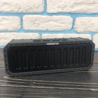 Портативная bluetooth колонка Hopestar T3 портативная акустика блютуз колонка мощная