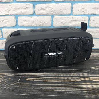 Портативная bluetooth колонка Hopestar A20 Pro портативная акустика блютуз колонка с микрофоном мощная 55 Вт