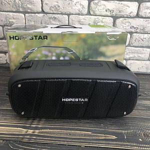Портативная bluetooth колонка Hopestar A20  портативная акустика блютуз колонка мощная 55 Вт