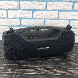 Портативная bluetooth колонка Hopestar A6 Pro портативная акустика блютуз колонка с микрофоном мощная 55 Вт