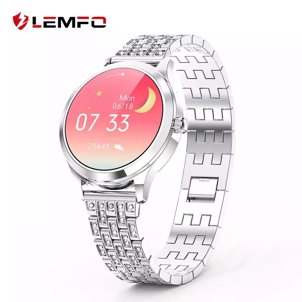 Смарт часы женские Lemfo LW07 / Smart watch LW07