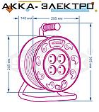 Удлинитель на катушке 50м 3х1.5мм²  SVITTEX   SV-0330, фото 5