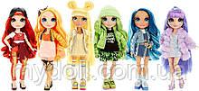 Ляльки Rainbow High Скайлар Віолетта Джейд Поппі Рубі Санні Violet Willow Jade Hunter Sunny Madison Poppy Rowan