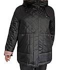Куртка Жіноча Батальна Утеплювач Биопух. Розміри 54-60 ✅ Фабричний Китай, фото 3