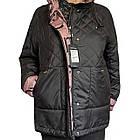 Куртка Жіноча Батальна Утеплювач Биопух. Розміри 54-60 ✅ Фабричний Китай, фото 9
