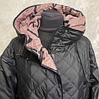Куртка Жіноча Батальна Утеплювач Биопух. Розміри 54-60 ✅ Фабричний Китай, фото 10