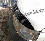 Дефлектор капота, мухобойка Volkswagen Transporter T5 2003-2010 (ANV), фото 4