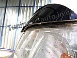 Дефлектор капота, мухобойка Volkswagen Transporter T5 2003-2010 (ANV), фото 5