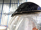 Дефлектор капоту, мухобойка Volkswagen Transporter T5 2003-2010 (ANV), фото 5
