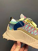 "Кросівки Off-White Odsy Pink Beige ""Бежеві/Різнобарвні"", фото 3"