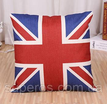 Декоративна подушка (наволочка) Колекція Прапори