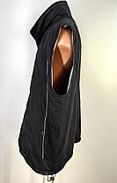 Чоловіча безрукавка двухстороння на флісі  Розмір 60-62 ( Ф-5), фото 3