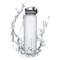 Пляшка для води KingCamp Tritan Bottle 1000ml medium gray