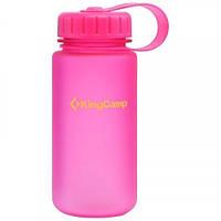 Пляшка для води KingCamp Tritan Bottle 400ml pink