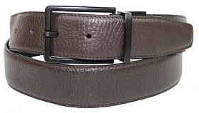Мужской кожаный ремень для брюк Isa-Traesko Gmbh, Германия