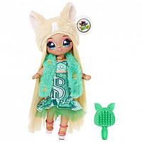 Кукольный набор Na Na Na Surprise серии Teens кукла Кармен Линда Na Na Na Surprise Teens Carmen Linda