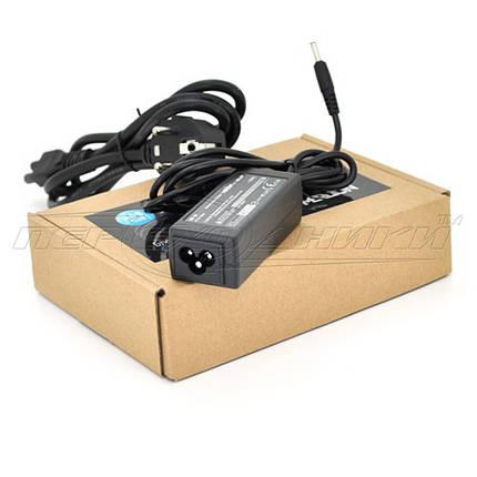 Блок живлення для ноутбука ASUS 12V 3A (36 Вт) штекер 3.5*1.35 мм, довжина 0,9 м + кабель живлення, фото 2