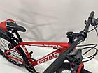 """Велосипед спортивний Royal 26-16"""" FOX червоний, фото 4"""