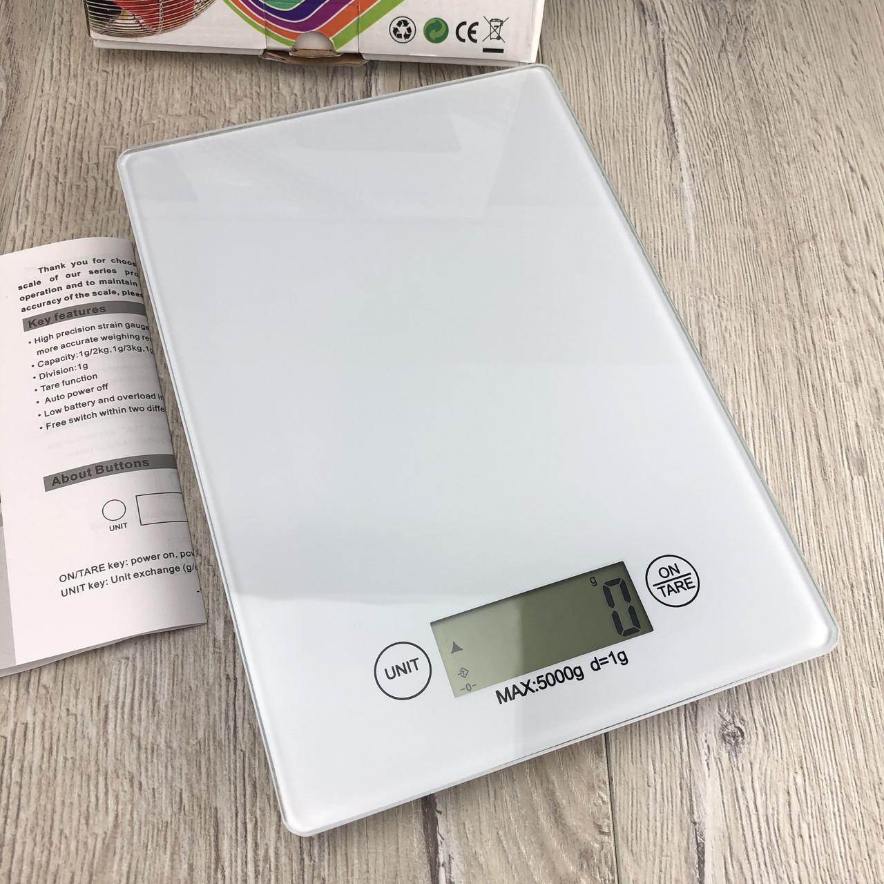 Весы кухонные электронные для кухни еды Kitchen Scale настольные пищевые продуктов кондитерские циферблатные