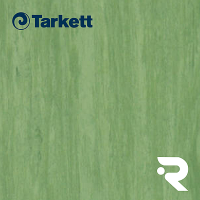 🏫 Гомогенний лінолеум Tarkett | Standard DARK GREEN 0921 | Standard Plus 2.0 mm | 2 х 23 м