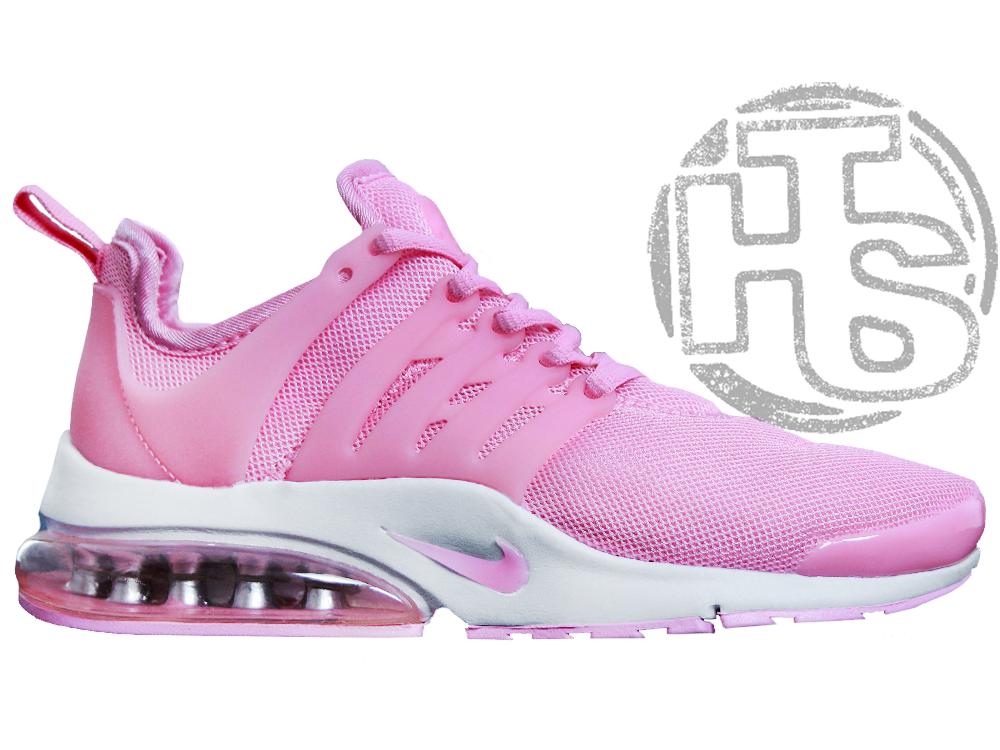 Женские кроссовки Nike Air Max Presto Pink/White ALL02452