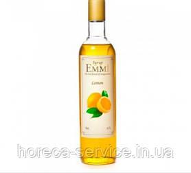 Сироп Лимон ТМ Emmi 700 мл. в стекле