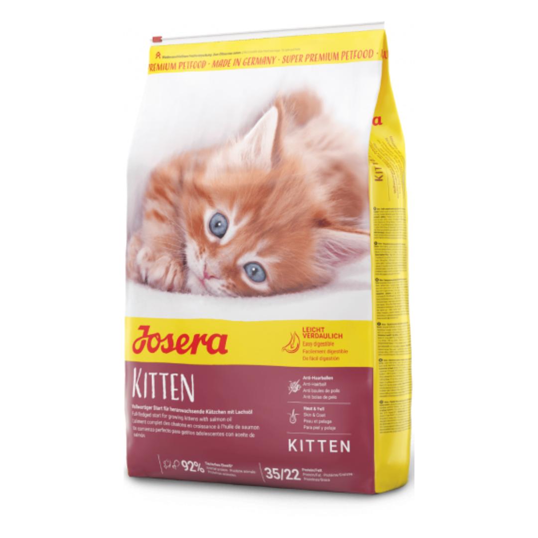 Корм Josera Kitten Йозера Кітен для кошенят і для годуючих кішок 400 г