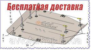 Захист двигуна Honda Civic 9 (2012-)(Захист двигуна Хонда Сівік 9) Кольчуга