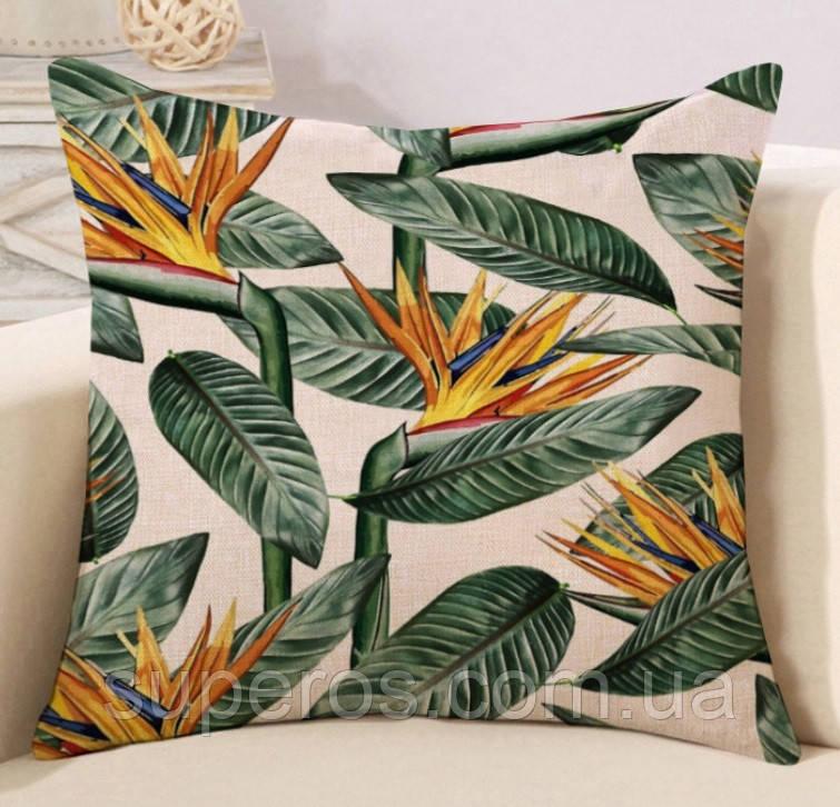 Декоративная подушка (наволочка) Коллекция Jungle