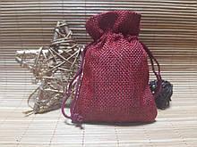 Мешочек для скребка , мешочек для хранения, для аксессуаров - вишневый