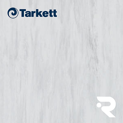 🏫 Гомогенний лінолеум Tarkett | Standard LIGHT BLUE 0919 | Standard Plus 2.0 mm | 2 х 23 м