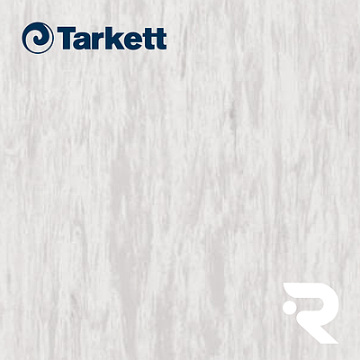 🏫 Гомогенний лінолеум Tarkett | Standard LIGHT GREY 0497 | Standard Plus 2.0 mm | 2 х 23 м