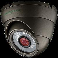 УЦ AHD антивандальная камера GreenVision GV-016-AHD-E-DOS13-20 gray