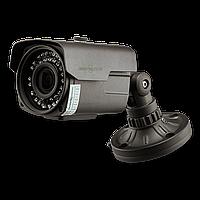 УЦ AHD наружная камера GreenVision GV-012-AHD-E-COS14V-40 960Р gray
