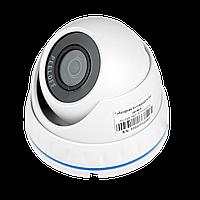 Гибридная Антивандальная наружная камера GreenVision GV-065-GHD-G-DOS20-2